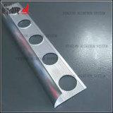 セラミックタイルのためのアルミニウム円形の端のトリム