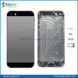 Cubierta original de la contraportada de la puerta de la batería del teléfono móvil para el iPhone 5s