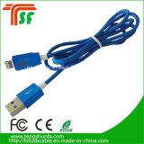 Красочный нейлон Braid Micro USB Data Cable для iPhone