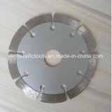 Het Diamant Gesegmenteerde Blad van uitstekende kwaliteit van de Zaag voor Marmer, Concrete Steen,