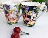 Tazze di caffè all'ingrosso del ristorante una tazza di ceramica bianca classica dalla 11 oncia