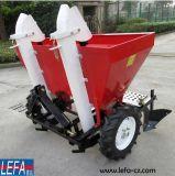 Плантатор картошки рядков трактора двойной с резиновый покрышками (2cm-2)