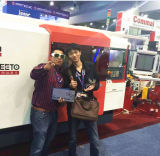 1500W CNC Machine voor Roestvrij staal van de Koolstof van de Laser het Scherpe (FLX3015-1500W)