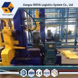 Sistema automático do armazenamento e de recuperação (AS/RS) com alta velocidade e qualidade