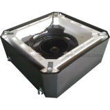 Dünnes Entwurf Hydronic Decken-Kassetten-Ventilator-Ring-Gerät