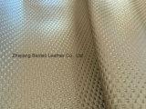 Кожа софы PVC высокого качества с огнестойкостью