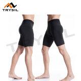 体操の堅い圧縮のスポーツの衣類の適性セットの身に着けていること
