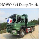 Sinotruk HOWO 6X4 371HP 20m3のダンプトラック