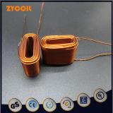 磁石の銅線が付いている誘導のコイル誘導器