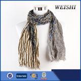 (WV4-1/2) 형식 색깔 15%Wool 85%Visco 남자 스카프