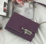 Saco de 2017 do saco simples de Crossbody do vintage da forma mulheres do plutônio mini