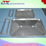 Изготовленный на заказ прототипы Rapid частей CNC высокой точности подвергая механической обработке