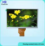 7.0 인치 TFT LCD 디스플레이 800 (RGB) X480 해결책