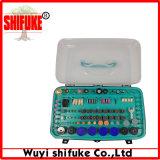 outil de meulage et de polissage de bijou de 388PC 135W avec les accessoires 388PC