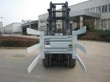 Caminhão de Forklift de HUAHE com a braçadeira de papel Waste