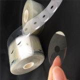 Gläser, die explosionssichere transparente Film-Gleitschutzplatten aufbereiten