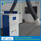 Extrator móvel das emanações de soldadura do Puro-Ar para a soldadura de arco com certificação do Ce (MP-1500SA)