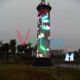 Schermo di visualizzazione caldo del LED di colore completo di pubblicità esterna di vendita di Shenzhen P6
