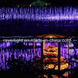Decoración de la iluminación de las glicinias de la flor del LED para la boda y el día de fiesta