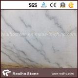 壁または床タイルのための広中国のXIの白の大理石の平板