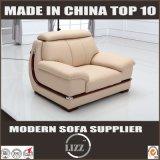 Möbel-Wohnzimmer-moderne italienische lederne Sofa-Hersteller