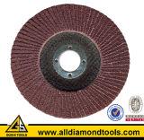 Disco abrasivo da aleta do óxido de zircónio de Gushi para mmoer