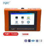 Programma automatico Pqwt-Tc300 con un rivelatore portatile dell'acqua sotterranea del tasto
