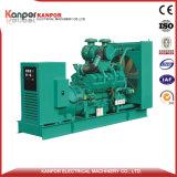 le grand diesel de groupe électrogène 560kVA avec raccordent l'alternateur capable