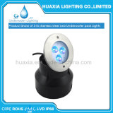 9W Stainless Stee Swimming Pool Underwater Light