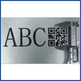 O cosmético fácil da caixa do controle engarrafa a impressora Inkjet do Dod do código (EC-DOD)