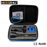 Hoozhu U22 starkes helles Fashlight Dving Geräten-Notleuchte-Scheinwerfer-Licht für Tauchen
