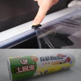 Perforati su ordinazione aderiscono pellicola impaccante della pellicola