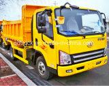 FAW 3t ao caminhão de descarregador de 5t Forland 4X4