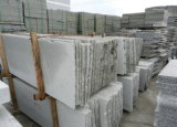Suizhou White Granite China White Granite Slab for Tiles / Countertops / Pavimentação