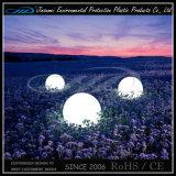 Iluminação impermeável do diodo emissor de luz da esfera para a decoração da piscina
