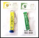 Courroie courte de polyester pour le lecteur flash USB de téléphone cellulaire