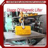 0.1-10 toneladas de levantador magnético permanente, imán de elevación permanente sin eléctrico