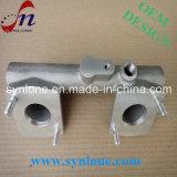 Алюминиевая труба сброса с процессом заливки формы