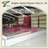 Factory directamente a prueba de agua pintado Edge Sr. / WBP pegamento Reciclaje de carpintería / Construcción / Encofrado Encofrado / Madera contrachapada Hormigón