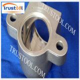 Подвергли механической обработке Lathe CNC, котор разделяет материал 6061