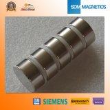 De concurrerende Magneet van de Schijf van het Neodymium van de Zeldzame aarde N40sh