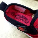 Ботинки школы ботинок дешевого самого нового малыша Slip-on шаржа (FF921-5)