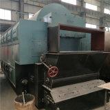 Caldaia a vapore infornata carbone di viaggio orizzontale della griglia del singolo timpano di Dzl
