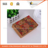Коробка Cmyk прокатанная печатание упаковывая бумажная
