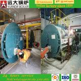 Chaudière à vapeur à gaz de la qualité 1ton 2ton 3ton 4ton 5ton 6ton 8ton 10ton 15ton 20ton