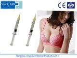 Enchimento do ácido hialurónico do realce do aumento & da nádega do peito de Singfiller com Ce (20ml Secundários-q)