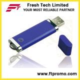 Movimentação relativa à promoção do flash do USB do isqueiro da forma com seu logotipo (D102)