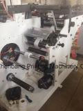 Máquina de corte longitudinal 320 Dos rebobinado Eje