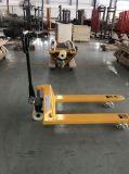 Camion de palette hydraulique neuf de la main 2-5t avec du CE