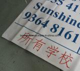 im Freiendas bekanntmachen Blocken-heraus der hohen Auflösung-13oz Vinylfahne (SS-VB107)